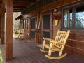 Guest Cabin Porch