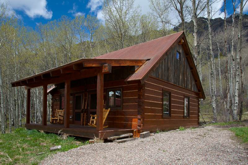 The Property Sanchester Marble Colorado Private Mountain Retreat